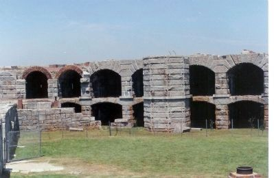 Fort Popham State Historic Site image. Click for full size.