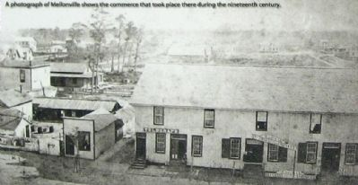 Marker Photo of Mellonville Photo, Click for full size