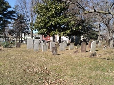 Christ Church Cemetery image. Click for full size.