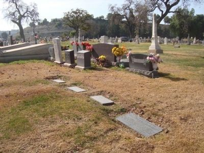Dr. John Towsend Marker and Gravesite image. Click for full size.