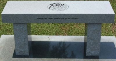 Cold War Submarine Memorial Bench image, Click for more information