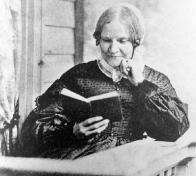 Lydia Maria Child (1802–1880) image. Click for full size.