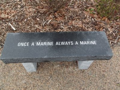 Once a Marine Always a Marine image. Click for full size.