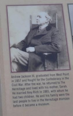 Andrew Jackson III, 1834-1906 image. Click for full size.
