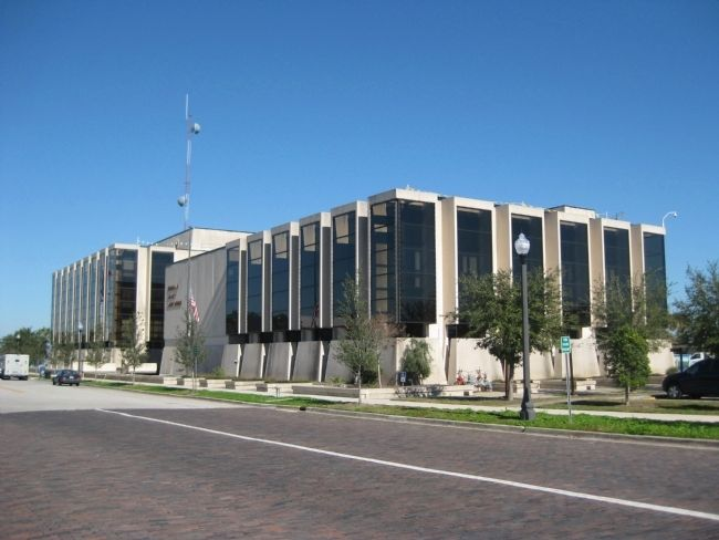 Seminole County Courthouse image. Click for full size.