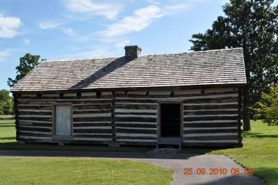 Alfred�s Cabin image. Click for full size.