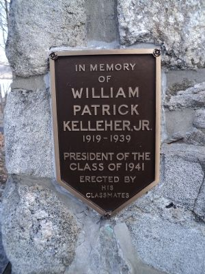 William Kelleher, Jr. Marker Photo, Click for full size