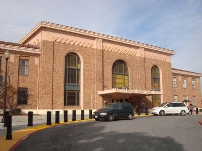 San Jos� Diridon Station image. Click for full size.