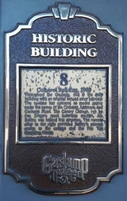 Cotheret Building, 1903 Marker image. Click for full size.
