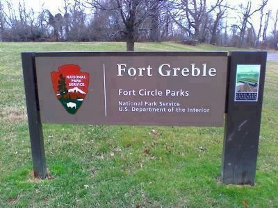 Fort Greble - Fort Circle Parks image. Click for full size.