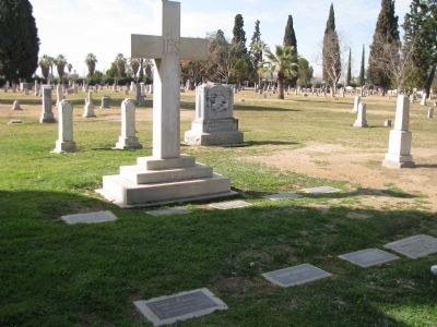 Howell Family Plot image. Click for full size.