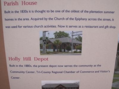 Holly Hill Depot image. Click for full size.