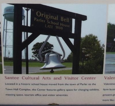 Santee Cultural Arts and Visistor Center image. Click for full size.