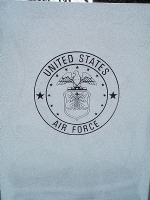 Seal of the United States Air Force image. Click for full size.