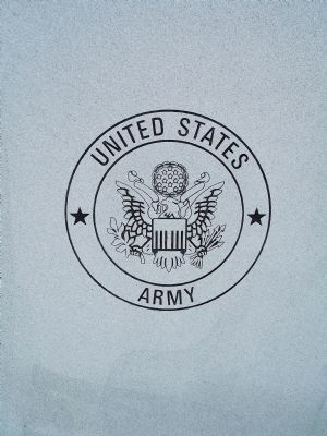 Seal of the United States Army image. Click for full size.