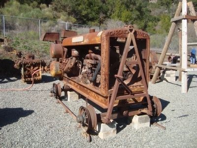 Mine Air Compressors image. Click for full size.