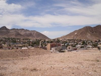 The town of Tonopah Photo, Click for full size