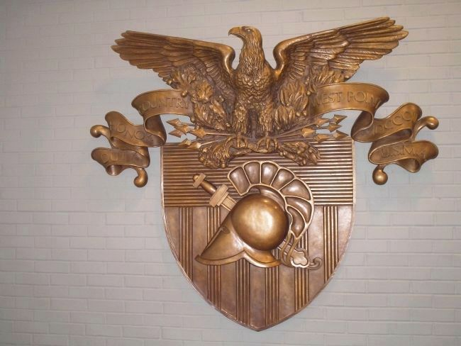 USMA Crest image. Click for full size.
