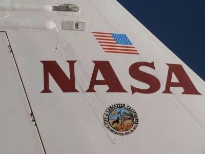 F/A, NASA Tail Number 842 image. Click for full size.
