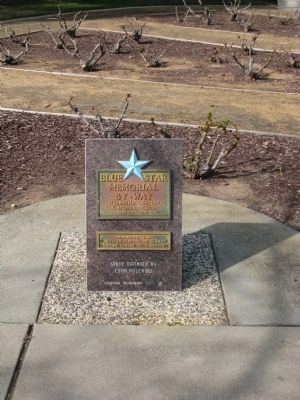 Blue Star Memorial By-Way image. Click for full size.