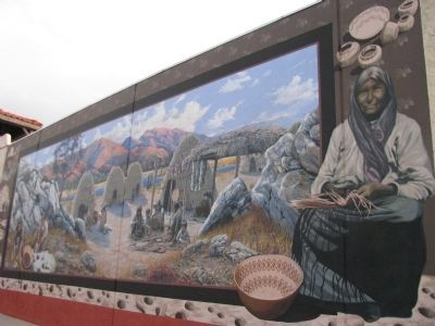 People of the Mountains Mural image. Click for full size.