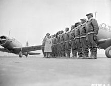 Tuskegee Airmen Cadets Photo, Click for full size