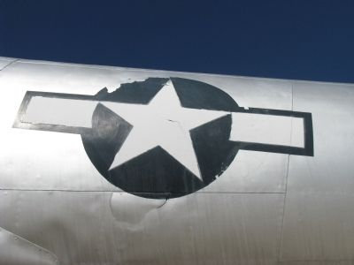 Bell XP-59A Jet Aircraft Marker image. Click for full size.