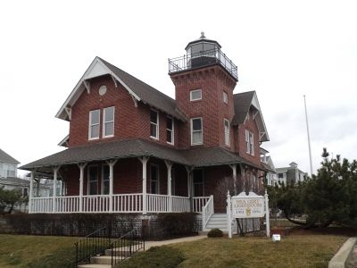 Sea Girt Lighthouse image. Click for full size.