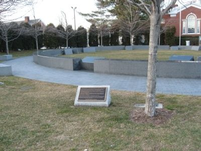Connecticut Veterans Memorial West Hartford Photo, Click for full size