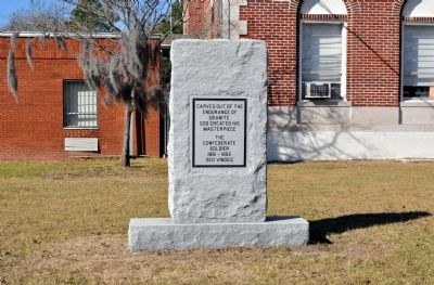 Atkinson County Confederate Memorial image. Click for full size.