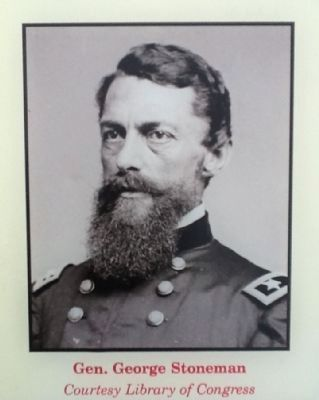 Gen. George Stoneman image. Click for full size.