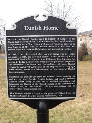 Danish Home Marker image. Click for full size.