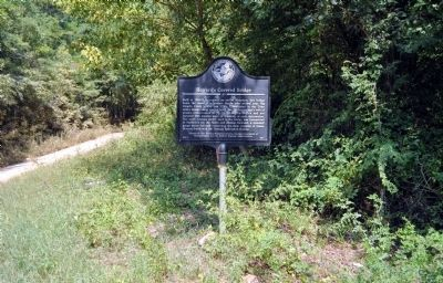 Howard's Covered Bridge Marker Photo, Click for full size