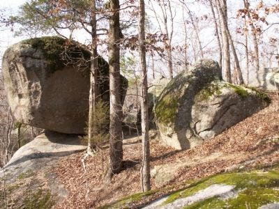 The Hanging Rock image. Click for full size.