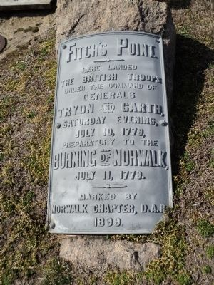 Fitch's Point Marker image. Click for full size.