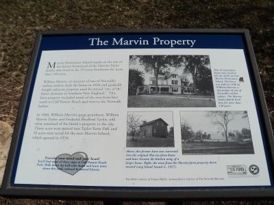 The Marvin Property Marker image. Click for full size.