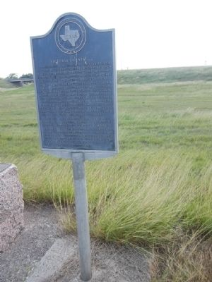 Victoria County, C.S.A. Historical Marker image. Click for full size.
