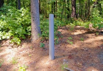 Sope Creek Industries Marker Post image. Click for full size.