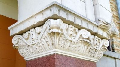 Osborne County Courthouse Capital image. Click for full size.