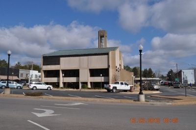 Wayne County Courthouse image. Click for full size.