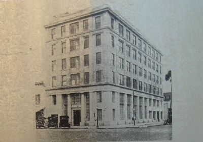 The First National Bank No. 2 Marker image. Click for full size.