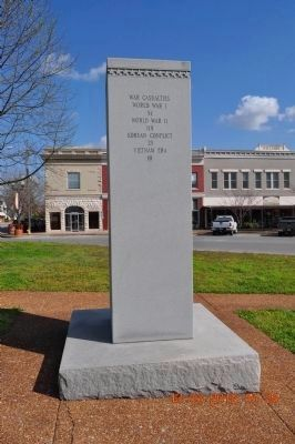 Lawrence County War Memorial image. Click for full size.