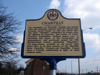 Chantilly Marker image. Click for full size.