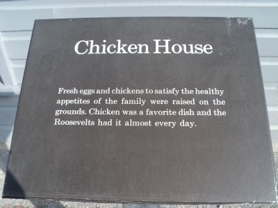 Chicken House Marker image. Click for full size.