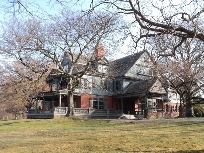 Sagamore Hill image. Click for full size.