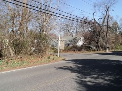 Marker in Setauket image. Click for full size.