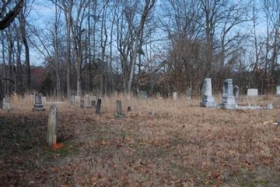 Center Methodist Church Cemetery image. Click for full size.