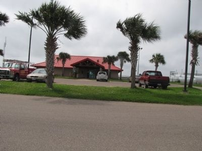 Aransas County Airport Terminal image. Click for full size.