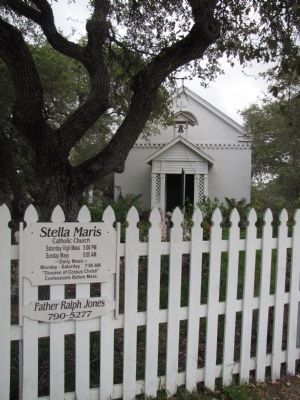 Stella Maris Chapel image. Click for full size.