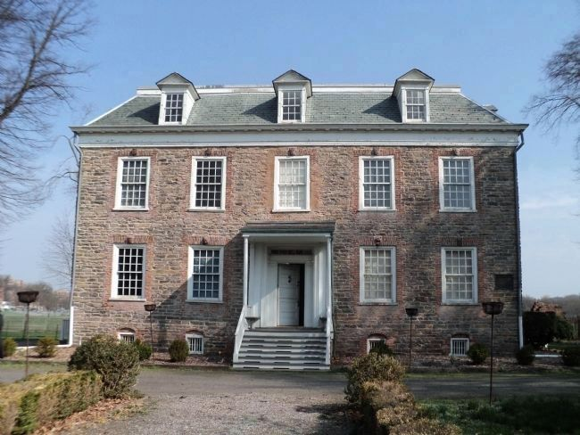 Van Cortlandt House image. Click for full size.